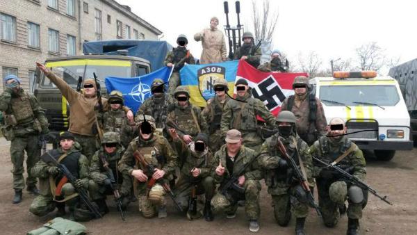 Таллинская «Столица»: под какими знаменами воюет украинская армия
