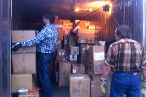 «Добросветы» поблагодарили жителей Эстонии за поддержку жителей Донбасса