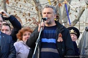 Эстония поспешила применить санкции против мэра Севастополя