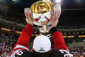 Канада выиграла ЧМ по хоккею с шайбой