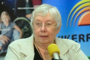 Известная в Эстонии политик и ученый-социолог, профессор Тартуского университета Марью Лауристин