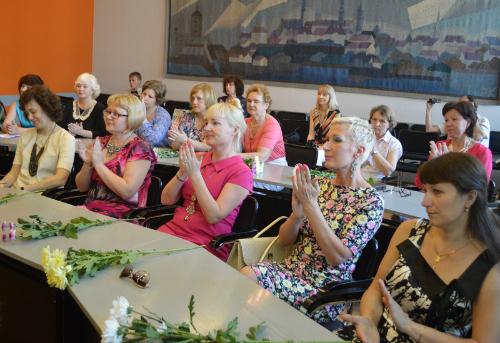 В эстонском городе Нарве чествовали педагогов-русистов