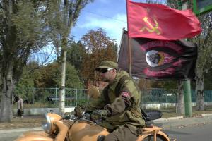 «Ночные волки» готовы и впредь обеспечивать доставку на Донбасс гуманитарных грузов из Прибалтики