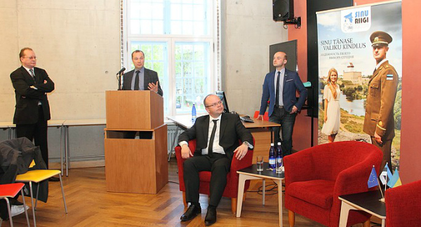 Семинар «Уроки кризиса в Украине для Эстонии»