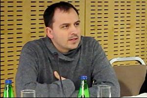 Константин Семин выступил на двух заседаниях клуба «Импрессум» - в Тарту и Таллине