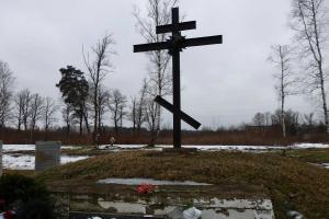 кладбище Сийвертси
