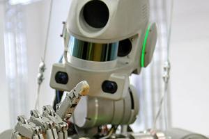 Российский робот Федор