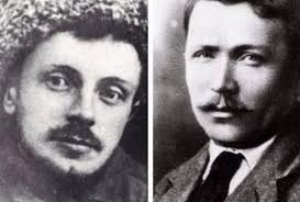 Анс Дауман и Алберт-Август Тийман
