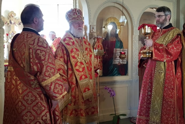 митрополит Таллинский и всея Эстонии Евгений