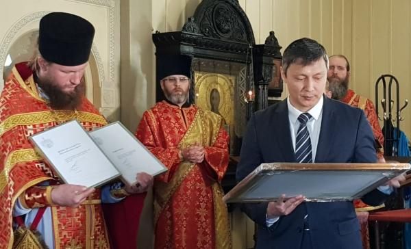 мэр Таллина Михаил Кылварт