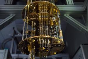 прототип квантового компьютера