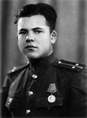 герой пограничных войск - Михаил Матвеевич Козлов