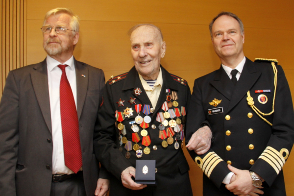 Норвежские дипломаты