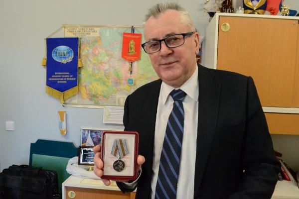 Генеральный консул РФ в Нарве Юрий Грибков