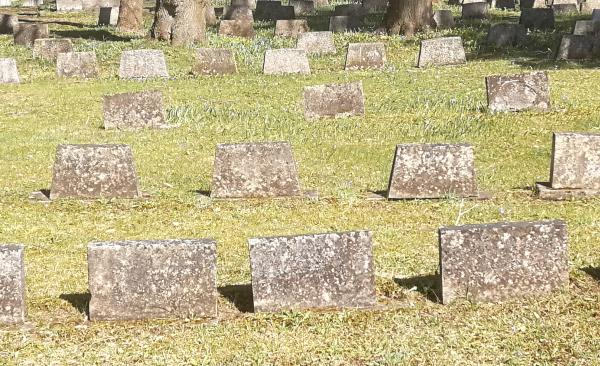 гарнизонное кладбище на Фильтри