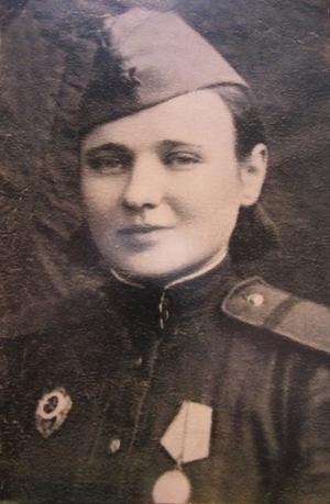 Иванова (Орликова) Ольга Степановна